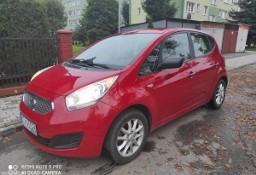 Kia Venga 2011r 1.4 benzyna Zarejestrowany