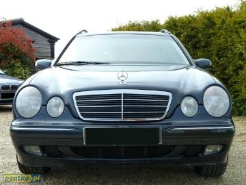Mercedes-Benz Klasa E W210 ZGUBILES MALY DUZY BRIEF LUBich BRAK WYROBIMY NOWE