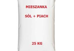 MIESZANKA SÓL z piaskiem worek 25 kg Poznań dostawa gratis