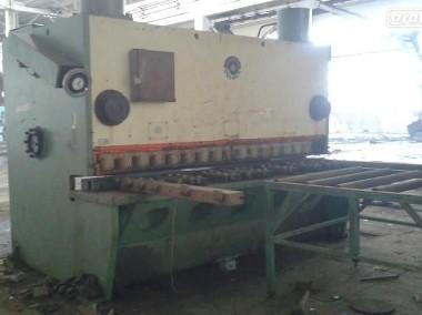 gilotyna hydrauliczna 25 x 3100-1