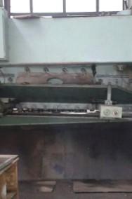 gilotyna hydrauliczna 25 x 3100-2
