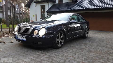 Mercedes-Benz Klasa CLK 163 KM Kompressor, st.bdb., manual 6-biegowy
