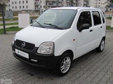 Opel Agila A 1.0 Club-benzyna-zarejestrowany.