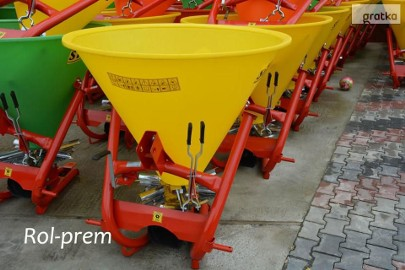 Rozsiewacz do nawozów Lej Lejek 300 - 500 litrów sadowniczy TRANSPORT