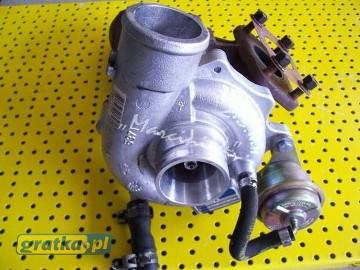Turbosprężarka Turbina Iveco Daily 2.3 Jtd Iveco Daily