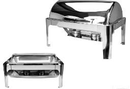 Podgrzewacz cateringowy stołowy GN1/1 RollTop