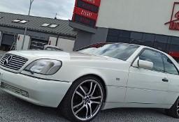Mercedes-Benz Klasa CL W140 CL 600 !!! 6.0 B 394 KM !!! Faktura Vat 23% !!!