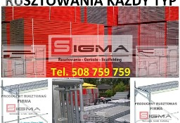RUSZTOWANIE Systemowe Sprzedaż RUSZTOWANIA od 100m Producent
