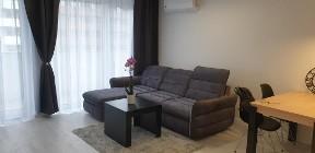 Mieszkanie Katowice Centrum, ul. Pulaskiego Przestronny Klima 2 Garaze