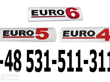 Emulator Adblue MAN, DAF, Volvo, Iveco, Scania, Renault Kościan-1