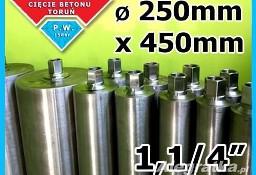 Wiertło Wiertła Diamentowe Koronowe Fi 250mm x 450mm wiertnica betonu