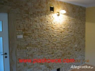 Kamień elewacyjny dekoracyjny wewnętrzny naturalny płytki piaskowiec-1