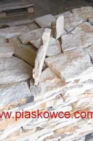 Kamień elewacyjny dekoracyjny wewnętrzny naturalny płytki piaskowiec-2