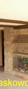 Kamień elewacyjny dekoracyjny wewnętrzny naturalny płytki piaskowiec-4