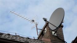 Słaby sygnał z anteny podczas deszczu? Antena 80cm+wymiana Kielce i okolice najtaniej