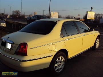 Rover 75 //ZAMIANA//BEZWYPADEK//
