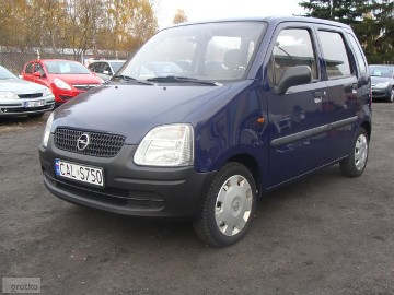 Opel Agila A Pierwszy Właściciel Stan Idealny !!!