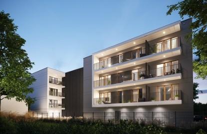 Nowe mieszkanie Łódź Chojny, ul. Grażyny 16