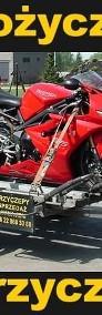 laweta motocyklowa Przyczepa laweta do przewozu motocykli-3