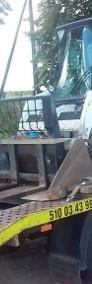 transport lawetą agregatów maszyn rolniczych bobcatów quadów ładowarek-4