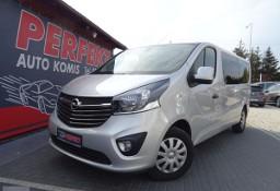 Opel Vivaro II Salon PL*Nawiewy*Navi*Tempomat*