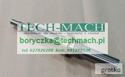 Śruba poprzeczna do frezarki FU400 tel. 601273539