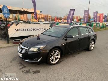 Opel Insignia I LIFT Bezwypadkowy jeden właściciel nawigacja xenon