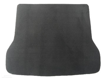 Citroen C5 kombi 2000-2007 najwyższej jakości bagażnikowa mata samochodowa z grubego weluru z gumą od spodu, dedykowana Citroen C5