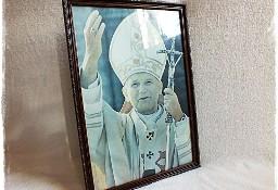 Obraz Ojciec Święty Polski Papież Jan Paweł II 52cmx37cm