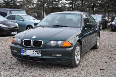 BMW SERIA 3 IV (E46) 318i