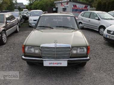 Mercedes-Benz W123 2.0 Diesel 75KM 1981 rok-1