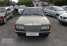 Mercedes-Benz W123 2.0 Diesel 75KM 1981 rok