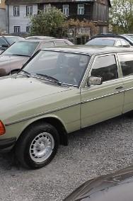 Mercedes-Benz W123 2.0 Diesel 75KM 1981 rok-2