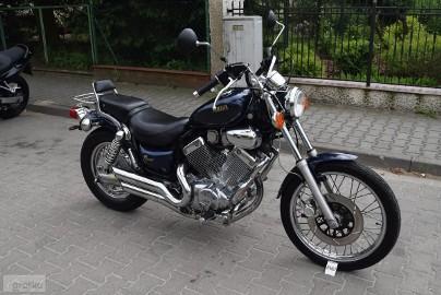 Yamaha XV 535 Virago 1 ręka, oryginalny stan, dodatki, 34kW na A2, z D