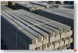 Słupki betonowe do siatki i pastucha / Kar-Group Ełk