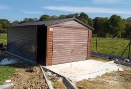 Garaże blaszane,wiaty, hale, konstrukcja stalowa.