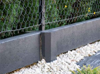 Deska podmurówkowa kolor grafit 246,5x20x5cm-1