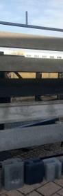 Deska podmurówkowa kolor grafit 246,5x20x5cm-4