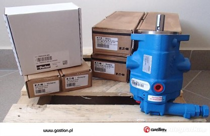 Zawory,Pompy - Vickers, Parker, Deniso, Bosch Rexroth WWW.GASTIAN.PL