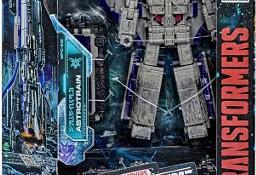 Figurka Transformers Gen Astrotrain Leader WFC-E12 Earthrise