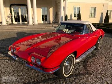 Chevrolet Corvette II (C2) Corvette C2 Sting Ray Cabriolet !! Zabytkowy
