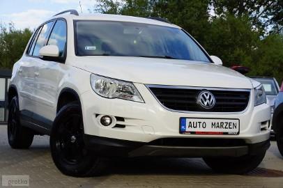 Volkswagen Tiguan I 2.0 TDI CR 140 KM 4x4 Klima Czarne Alu GWARANCJA!