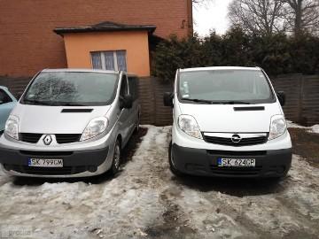 Opel VIVARO TRAFIC WYNAJEM BUS