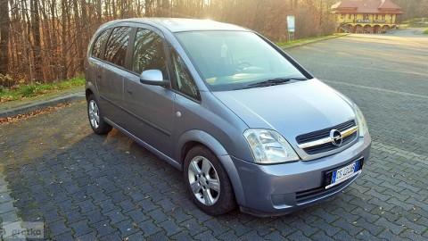 Opel Meriva A 1.7CDTi ECO-Tec 100PS Klima