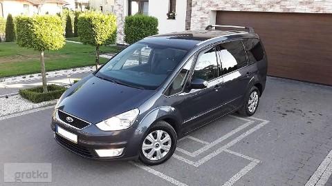 Ford Galaxy III 2,0TDCi 140KM 174tys.km.SERWIS Klimatronic 7-os.Import NIEMCY...