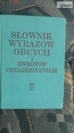 Słownik wyrazów obcych i zwrotów obcojęzycznych - Wł. Kopaliński