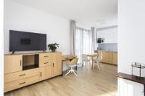 Mieszkanie do wynajęcia Kraków Zakrzówek ul. Twardowskiego – 24 m2