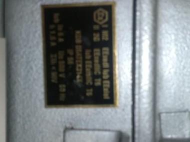 Przeciwwybuchowy przycisk sterowniczy psp 2-1