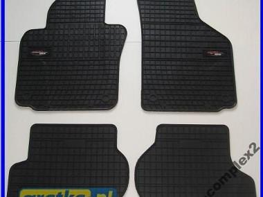 SEAT LEON 2 05- dywaniki gumowe FG SEAT Leon-1