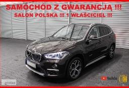 BMW X1 F48 X LINE + Ddrive + Automat + Salon PL + 1 WŁ + Serwis BMW !!!